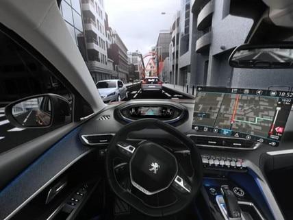 Peugeot SUV 3008 - VR : découvrez la Connected Navigation en réalité virtuelle
