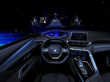 Peugeot SUV 3008/5008 - VR : découvrez l'I-Cockpit en réalité virtuelle