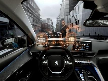 Peugeot SUV 5008 - VR : découvrez l'Active Safety Brake en réalité virtuelle