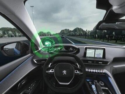 Peugeot SUV 5008 - VR : découvrez l'Adaptive Cruise Control en réalité virtuelle