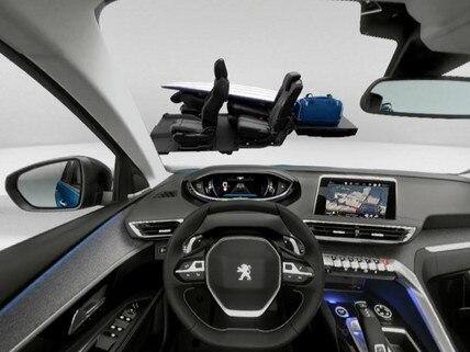 Peugeot SUV 5008 - VR : découvrez le Long Objects Modularity en réalité virtuelle