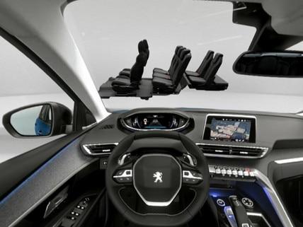 Peugeot SUV 5008 - VR : découvrez le People Modularity en réalité virtuelle