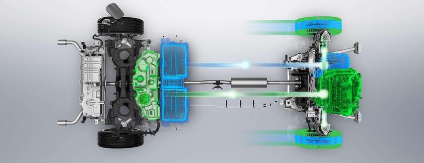 Nouvelle PEUGEOT 508 HYBRID - batterie lithium-iOn