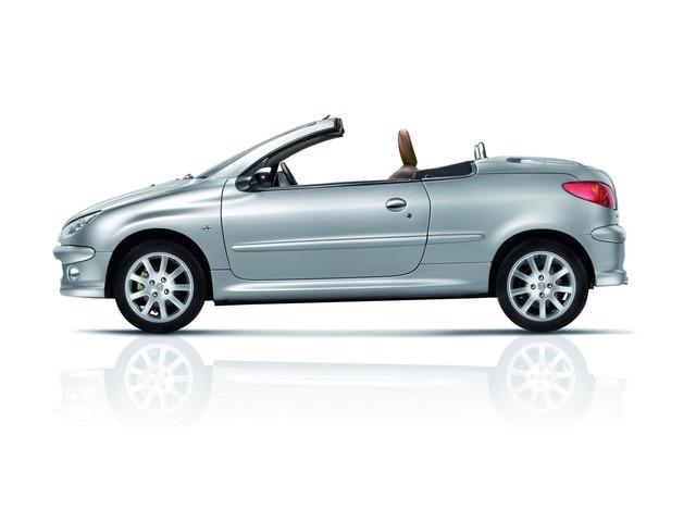 L'automobile - Peugeot 206 CC