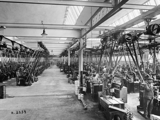 L'aventure familiale – 1896 fabrication des cycles et outillages