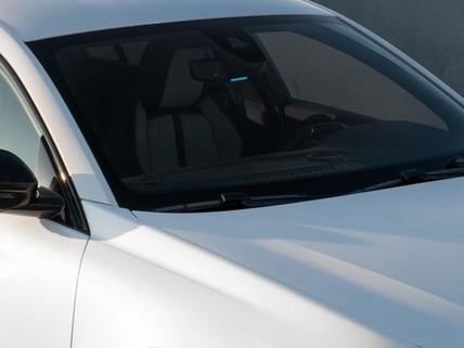 Nouvelle PEUGEOT 508 HYBRID, visibilité du roulage électrique