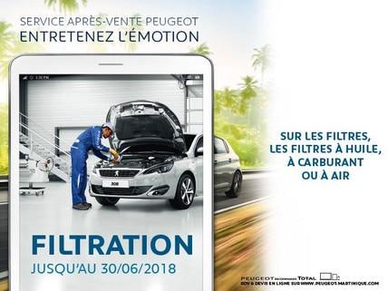 Filtration Juin