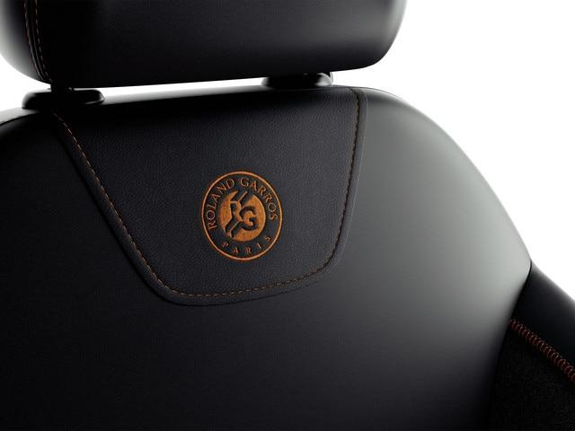 Plaisirs sensoriels - Matériaux - Détails sièges Peugeot 208 Roland Garros