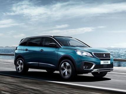 Peugeot suv 5008