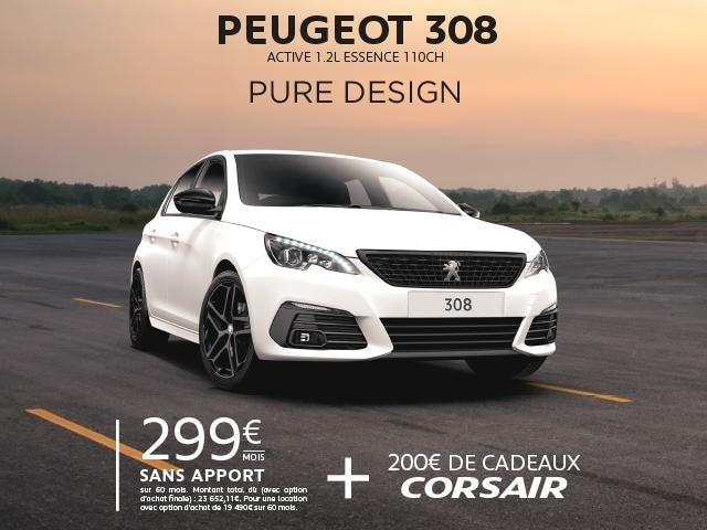 Destination Peugeot-308