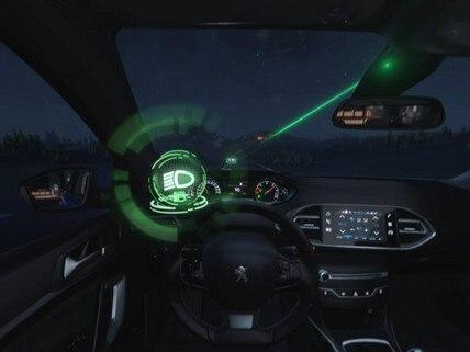 Peugeot 308 - VR : découvrez le High Beam Assist en réalité virtuelle