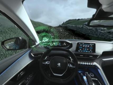 Peugeot SUV 5008 - VR : découvrez l'Advanced Grip Control en réalité virtuelle
