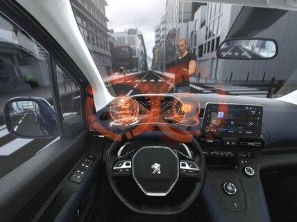 Réalité Virtuelle Rifter Active Safety Break
