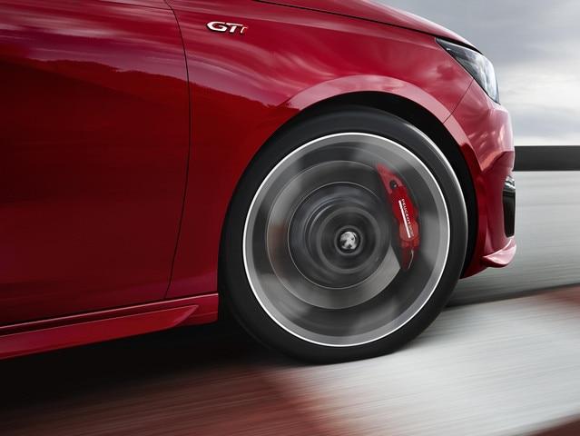 Performance - Peugeot 308 GTi