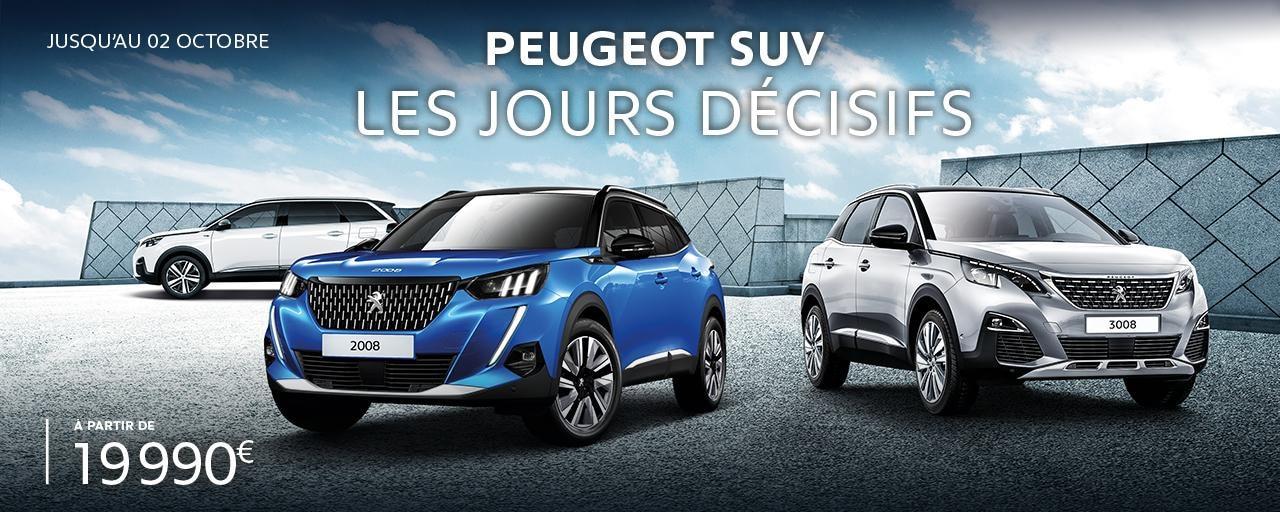 Peugeot Jours décisifs