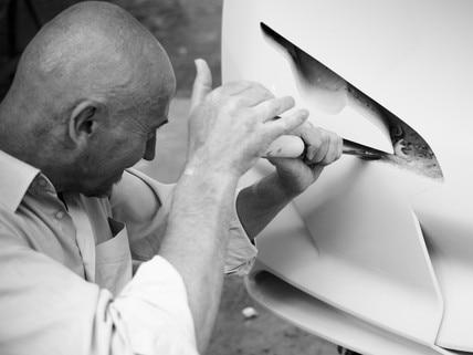 Plaisirs sensoriels - Design Peugeot EX1