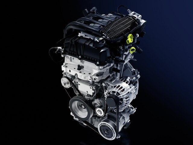 Moteur PureTech atmosphérique Peugeot