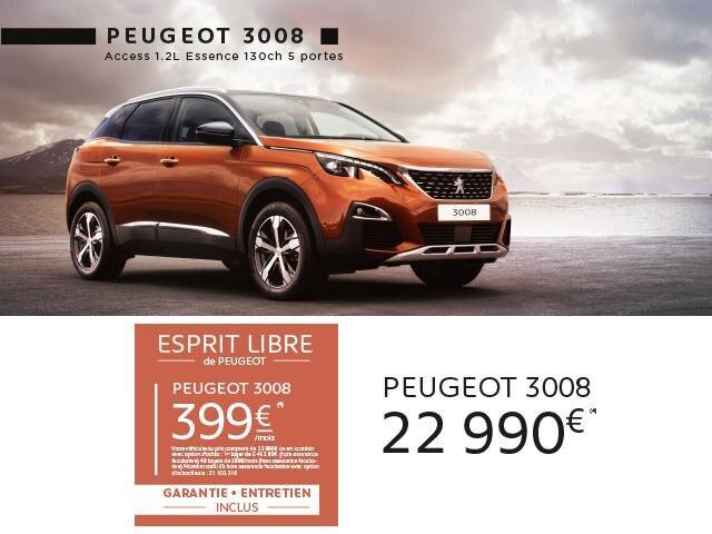 Esprit Libre 3008