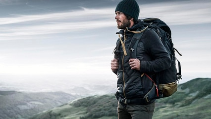 PEUGEOT RIFTER 4x4 Concept – Homme dans la montagne
