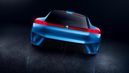 Peugeot Instinct Concept - Le shooting brake by Peugeot - Vue arrière
