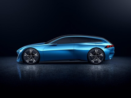 Peugeot Instinct Concept - Le shooting brake by Peugeot - Aérodynamique 1
