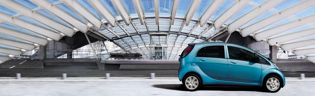 Véhicules électriques Peugeot