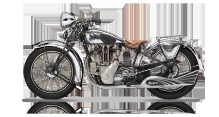 Les deux-roues – 1934 lancement des modèles de motos et vélomoteurs de 100 à 745 cm 3