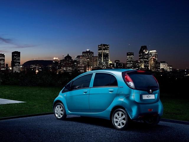 Peugeot iOn, citadine 100% électrique