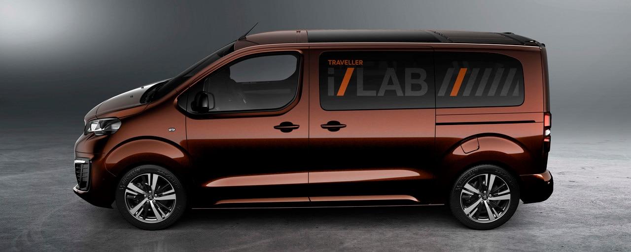 Design Traveller i-Lab - Vu de profil