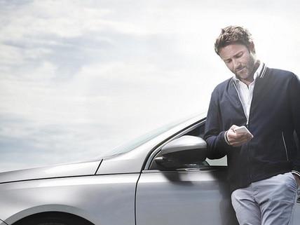 voiture connectee