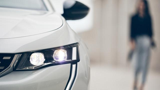 Nouvelle PEUGEOT 508 GT LINE, la berline haut de gamme - lifestyle