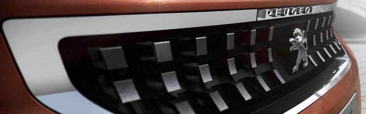 Recette réussie Foodtruck - Focus sur la calandre du Concept car