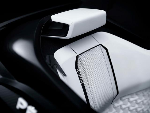 Identité Sonore Fractal - L'audio intégré dans les sièges pour les basses