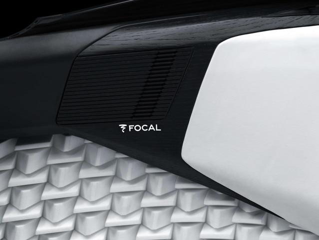 Identité Sonore Fractal - Haut-parleurs FOCAL utilisant la technologie FLAX