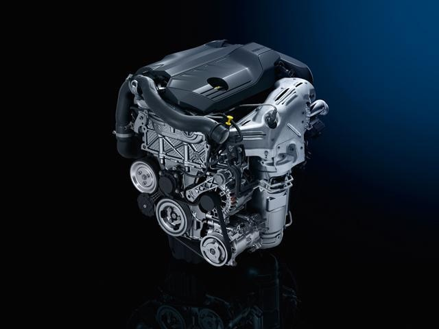 Nouvelle berline PEUGEOT 508, motorisations PureTech et BlueHDi de dernière génération €6.c