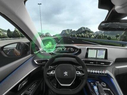 Peugeot SUV 3008 - VR : découvrez l'Active Blind Spot Montoring en réalité virtuelle