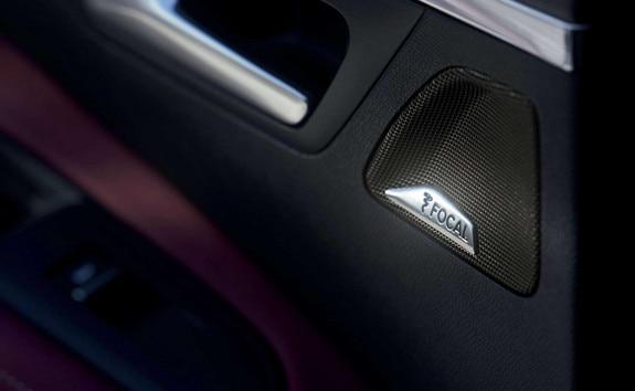 Nouveau SUV PEUGEOT 5008:  sonorisation haute définition FOCAL®