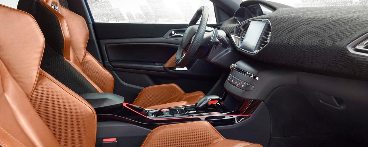 Peugeot i-Cockpit® 308 R Hybrid - Vue d'ensemble de l'architecture Peugeot i-Cockpit®