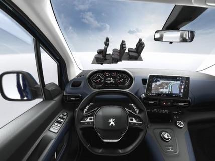 Réalité Virtuelle Rifter 7 seat Modularity