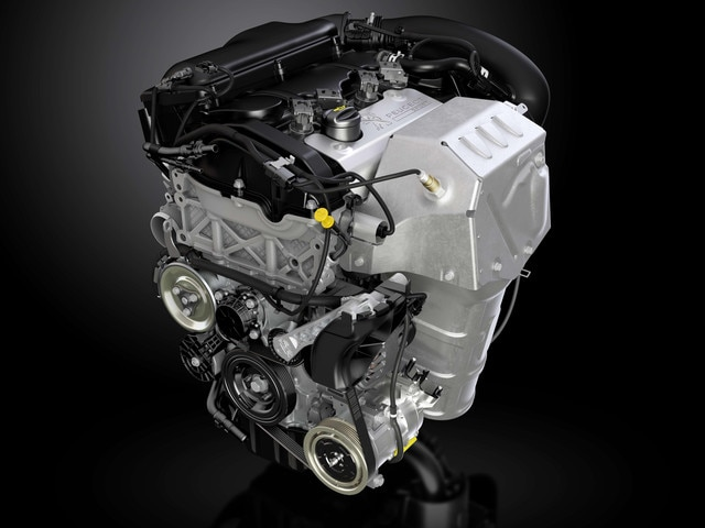 Peugeot 308 R Concept - Nouveau moteur 1.6 THP
