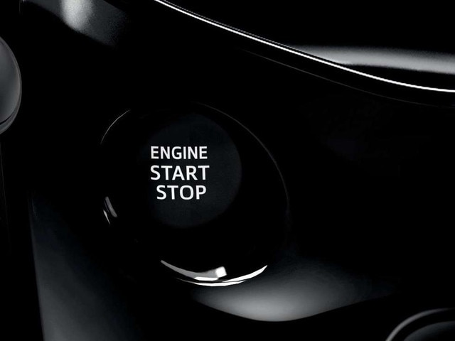 PEUGEOT 108 – Bouton STOP&START