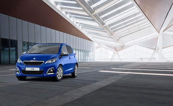 Peugeot 108 – Série spéciale Style
