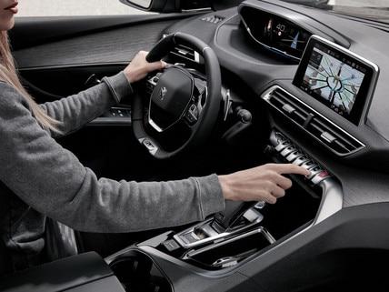 Plaisirs sensoriels - Peugeot 3008
