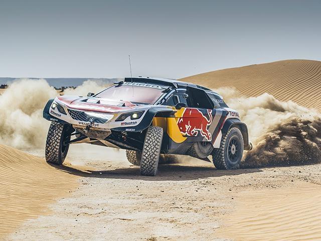Peugeot Dakar - 3008DKR Maxi 04