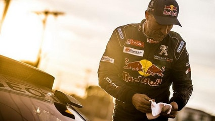 Dakar 2018 Team Peugeot Total - Peterhansel