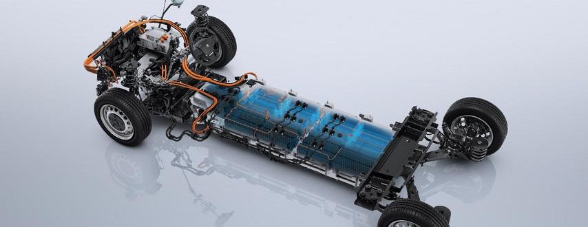 NOUVEAU PEUGEOT e-Expert – Batterie performante jusqu'à 330 km d'autonomie
