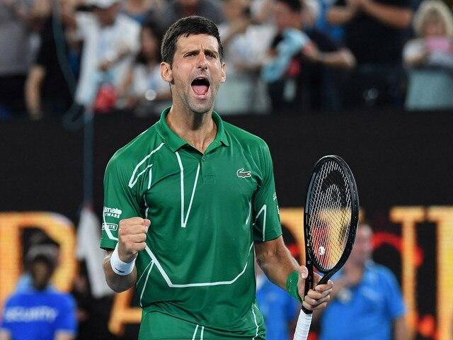 Djokovic Novak