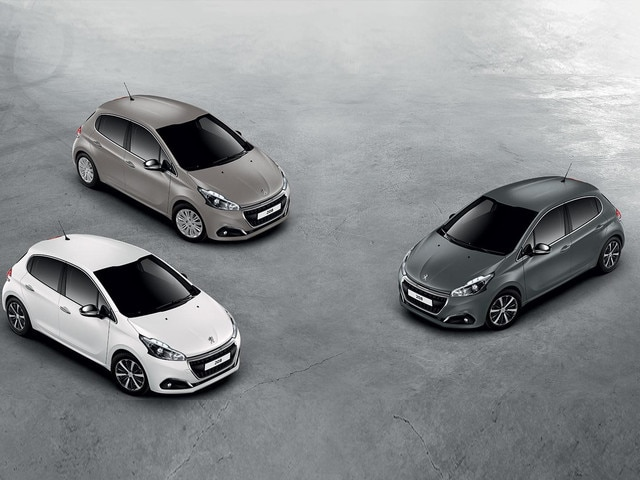 ICE GREY et ICE SILVER – Voiture compacte Peugeot 208 5 portes 5 portes