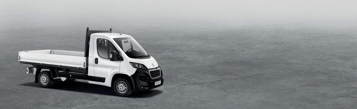 Peugeot véhicules transformés