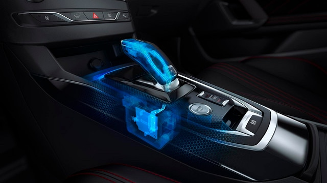 Levier de vitesse - Nouvelle PEUGEOT 308 GT